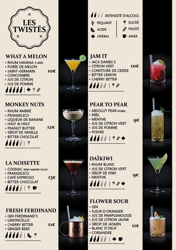 Carte Le Furco Fooding